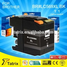 Made in Alibaba China LC569XL For Brother ink Cartridge China Supplier Over 17 years Experience