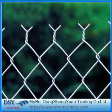 Electric Galvanize Garden Chain Link Fence