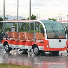 Autobús de tránsito eléctrico de tamaño pequeño para 23 pasajeros (DN-23)