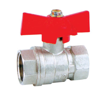 J2026 forged brass ball valve for plumbing