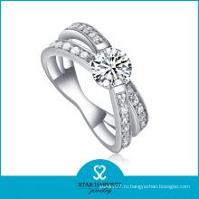 Элегантное кольцо из стерлингового серебра, продаваемое онлайн (SH-R0099)