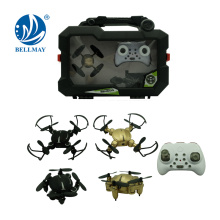 Newest 2.4GHz 6 Axis Mini Foldable RC Drone with 0.3MP Wifi Camera