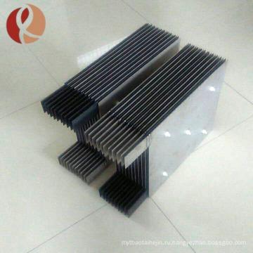 высокое качество профессиональный ММО с покрытием титан анод с сертификатом TUV