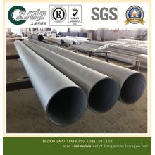 Série 300 Tubo de aço inoxidável sem emenda de grande diâmetro