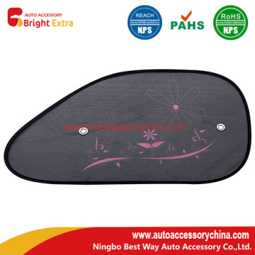 Logotipo personalizado Side Window Car Sun Shades