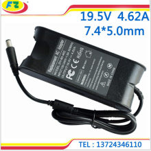 19.5V 4.62A  Laptop Charger for Dell