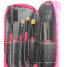 Travel Makeup Brush Set (s-27)