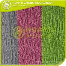 Tecido de malha de microfibra para Home Textile and Shoes YH-KF5534-22E