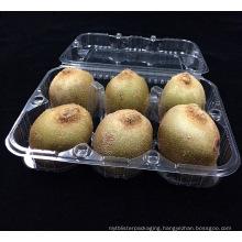 custom printing Kiwi fruit plastic packing box(food tray)