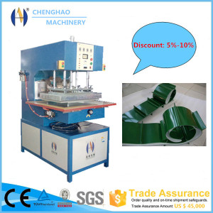 Conveyor Belt Cleat/Sidewall Welding Machine