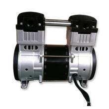 Motor sin aceite de la bomba del compresor industrial silencioso sin aceite (Tp-750)