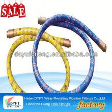 sand blast hose API 7K Rotary Drilling Concrete Pump Rubber Hose