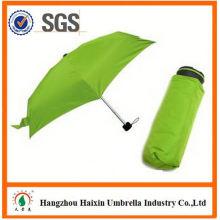 Neueste Design billig Mini 5 faltbaren Regenschirm