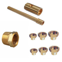 OEM 5 Axis CNC Machining Parts High Precision Brass Parts
