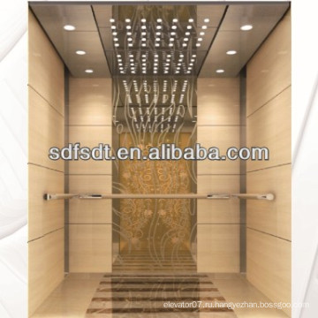 Пассажирский лифт / пассажирский лифт различной вместимости, скорости и дизайна