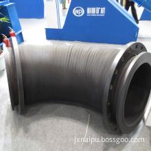 Abrasion Resistant Mining Rubber Slurry Pipeline