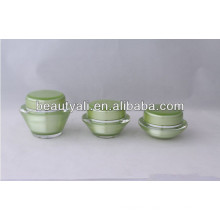 Plastic Cream Cosmetics Jar