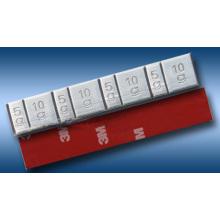 Pb Stick-on / Adhesive Rueda de peso con cinta de 3M