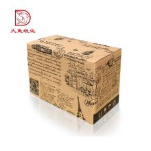 Boîte d'emballage d'affichage spécial de la ferme en gros recyclable