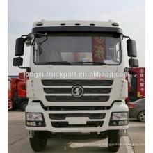 SHACMAN delong nuevo M3000,290 hp 8x4 Dump truck
