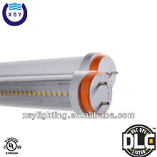 led lighting factory provide 5 years warranty dlc t8 led tube light 20w