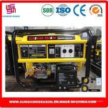 Alimentation de génératrices à essence Elepaq Type Sc12000e2 pour la maison
