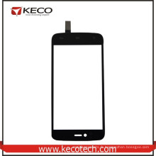 Chine Wholesale Black Mobile Phone New Parts Panneau de verre tactile pour Fly IQ4411