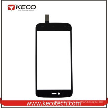 China Wholesale Black Mobile Phone New Parts Touch Glass Panel For Fly IQ4411
