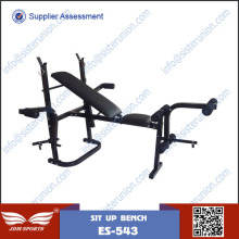 Fashion ES-543 new style deqing supply weight bench fitness crossfit products for sale