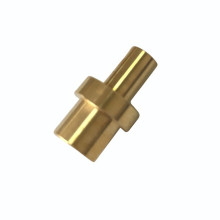 Customized CNC brass lathe machining parts