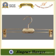 Золотая посадка Стильная пластиковая вешалка для одежды