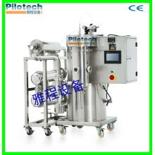 Secador por pulverización con disolvente orgánico de laboratorio totalmente automático (YC-015A)