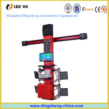 Diagnostic Imaging Wheel Alignment System