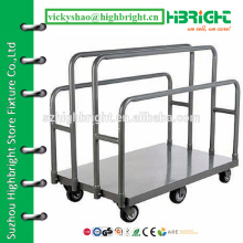 warehouse cart,furniture trolley,little glant adjustable panel cart