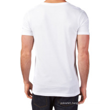 Wholesale High Quality Bulk White100% Cotton Men T Shirt