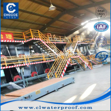 bitumen waterproofing membrane modified production lines