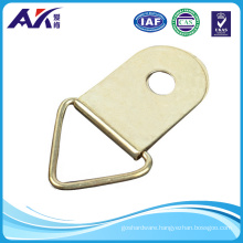 Brass Plated Triangle Hook Used in Photo Frame