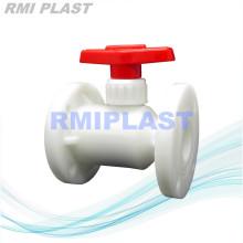 Flange de válvula de esfera FRPP DIN PN10