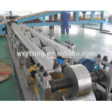 Passed CE and ISO YTSING-YD-0721 Aluminum Rain Gutter Roll forming Making Machine
