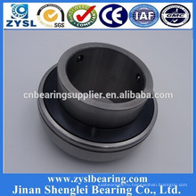 Производитель Золото Поставщик Высокоскоростной лучший качество хромированная сталь подушка блока SER206 вставить шариковый подшипник