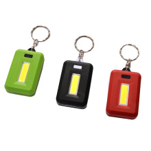 Hot-selling high quality  COB led Mini keychain