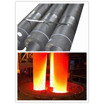 "Metal Silicon Smelting Graphite Electrodes HP 14""X72"""