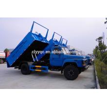 DongFeng billig Preis versiegelt Dump Müllwagen