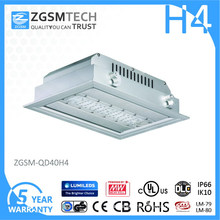 Lumiled Luxeon 3030 LED Chip 40W 80W 120W 160W LED Canopy Gas Station Light Petrol Station Light IP66 Ik10