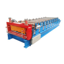 Lapisan Steel Plate Double Layer Roll Forming Machine