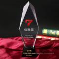 Trofeo de cristal del premio de cristal del fabricante de la alta calidad para los regalos cristalinos