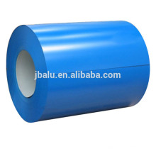 China wholesale blue Coated Coloured hydrophilic aluminum foil coil