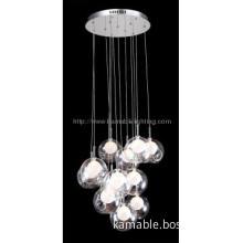 Modern High Quality Glass Pendant Ceiling  Lamp