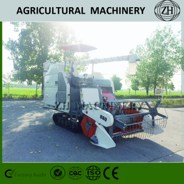 2M Cutting Width Harvester for Rice
