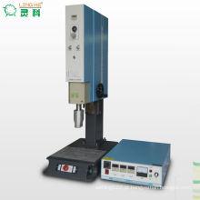 Máquina de soldadura de plástico ultra-sônica 15kHz